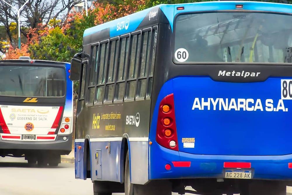 Transporte público: Bettina Romero analizó mejoras