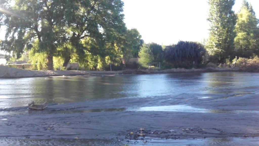 Cafayate: El río Chuscha necesita una solución a largo plazo