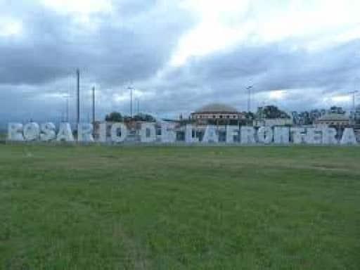 Rosario de la Frontera: Proyectan un parque industrial regional