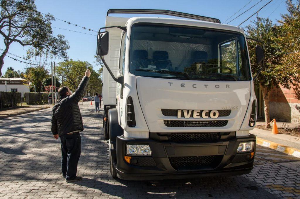 San Lorenzo amplía su capacidad operativa con nueva maquinaria