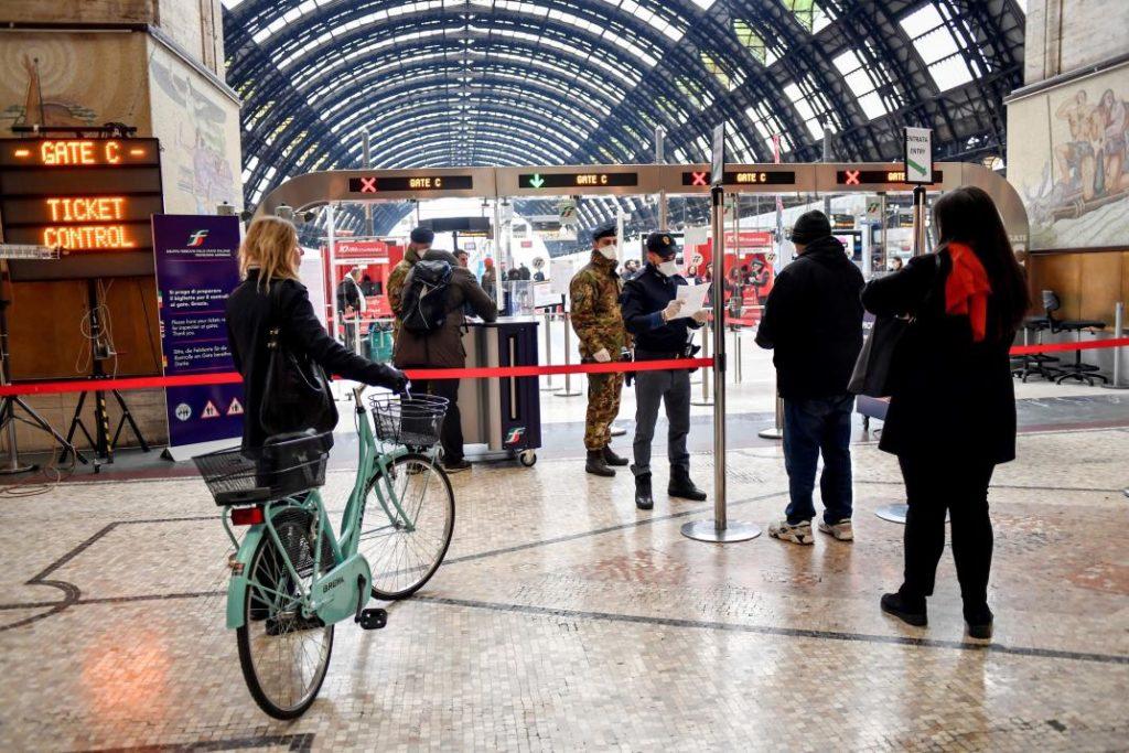 Italia reabre sus fronteras internas: también ingresarán turistas europeos