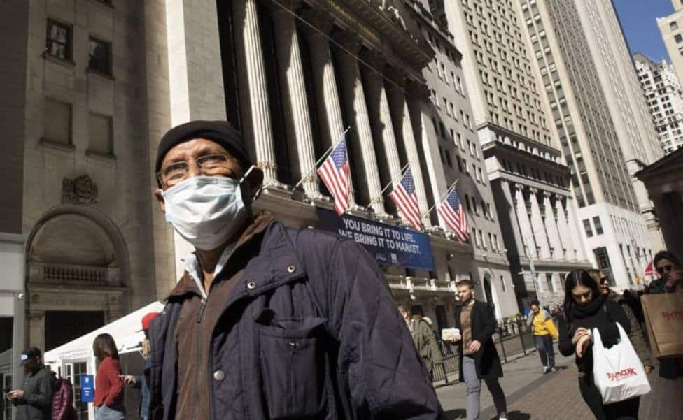 Cerca de 2 millones de contagios y 110.000 muertes en los Estados Unidos