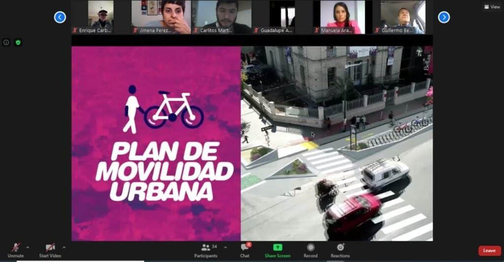Dialogaron con usuarios frecuentes de bicicleta sobre las nuevas obras de ciclovías