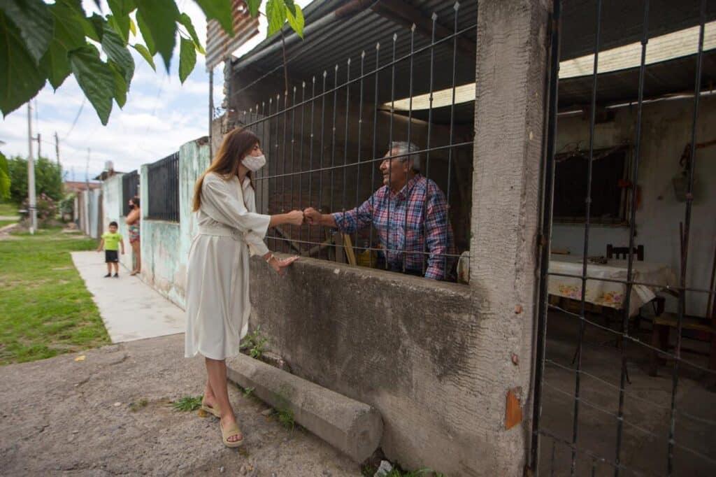 El municipio continúa avanzando con importantes obras en los barrios