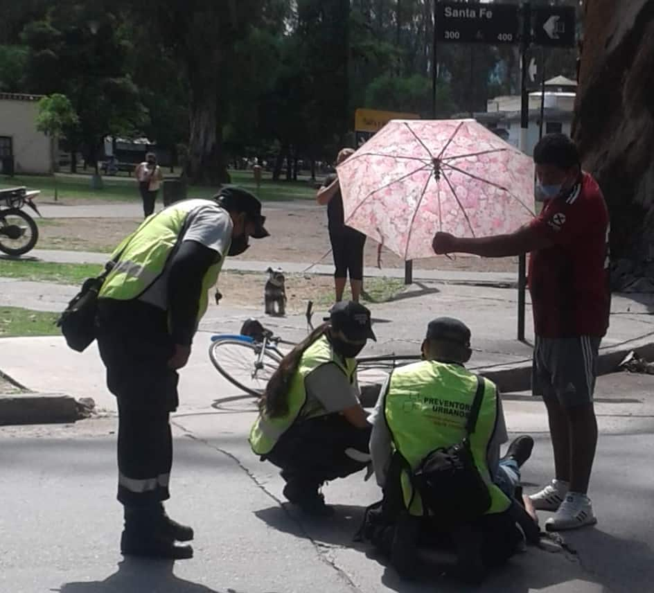 Los nuevos Preventores Urbanos en Bicicleta ya intervinieron en 180 incidentes