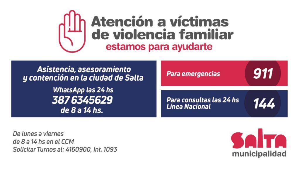 Abordaje de violencia de género en 75 barrios